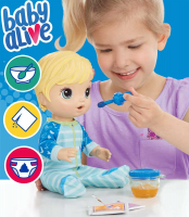 Wholesalers of Baby Alive Mix My Medicine Baby Blonde toys image 3