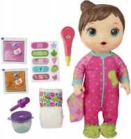 Wholesalers of Baby Alive Mix My Medicine Baby Brown toys image 2