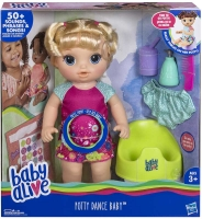 Wholesalers of Baby Alive Potty Dance Baby Bl toys image