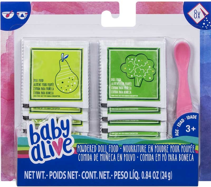 Wholesalers of Baby Alive Powdered Doll Food Refill toys