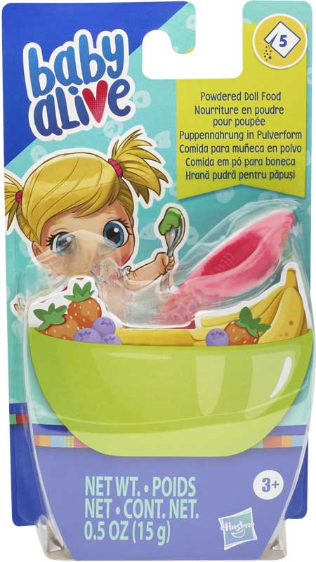 Wholesalers of Baby Alive Powdered Doll Food toys