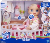 Wholesalers of Baby Alive Real As Can Be Baby Bl toys image