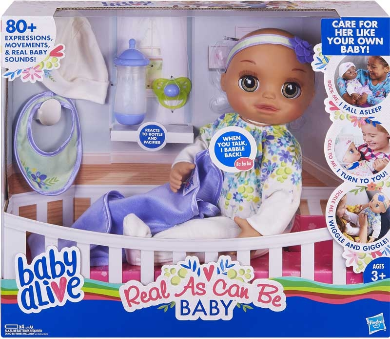 Wholesalers of Baby Alive Real As Can Be Baby Br toys
