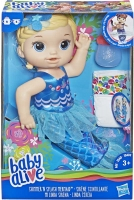 Wholesalers of Baby Alive Shimmer N Splash Mermaid Bld Hair toys image