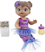 Wholesalers of Baby Alive Shimmer N Splash Mermaid Brn Hair toys image 2