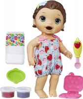Wholesalers of Baby Alive Snackin Lily Brunette toys image 2