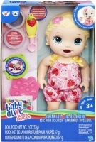 Wholesalers of Baby Alive Snacking Lily Blonde toys image