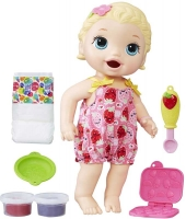 Wholesalers of Baby Alive Snacking Lily Blonde toys image 2