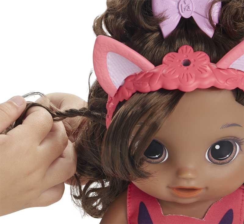 Baby Alive Snip N Style Baby Blk Hair Wholesale