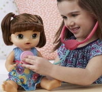 Wholesalers of Baby Alive Sweet Tears Baby Brunette toys image 3