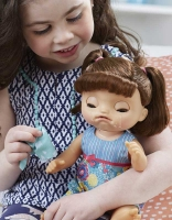 Wholesalers of Baby Alive Sweet Tears Baby Brunette toys image 4