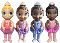 Wholesalers of Baby Alive Sweet Ballerina Baby Asst toys image 2