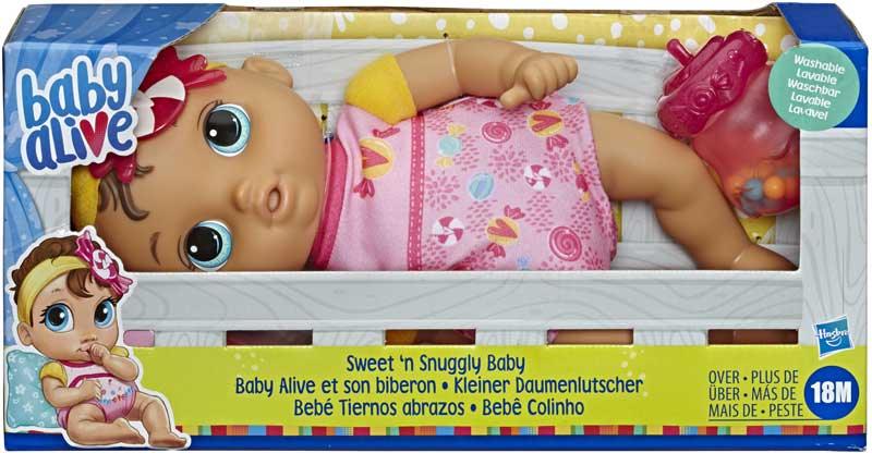 Wholesalers of Baby Alive Sweet N Snuggly Baby toys