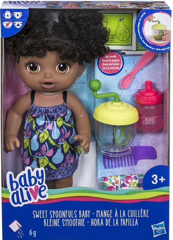 Wholesalers of Baby Alive Sweet Spoonfuls Baby Aa toys