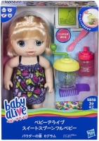 Wholesalers of Baby Alive Sweet Spoonfuls Baby Bl toys image