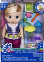 Wholesalers of Baby Alive Sweet Spoonfuls Baby Boy Bl toys image