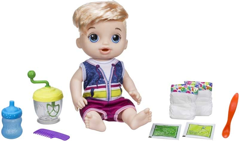 Baby Alive Sweet Spoonfuls Baby Boy Bl Wholesale