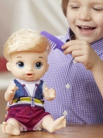 Wholesalers of Baby Alive Sweet Spoonfuls Baby Boy Bl toys image 3
