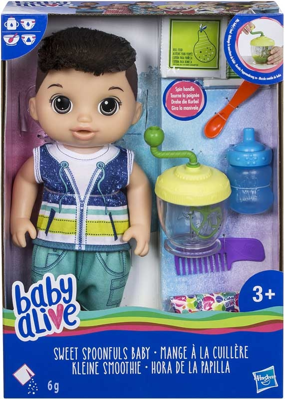 Wholesalers of Baby Alive Sweet Spoonfuls Baby Boy Br toys