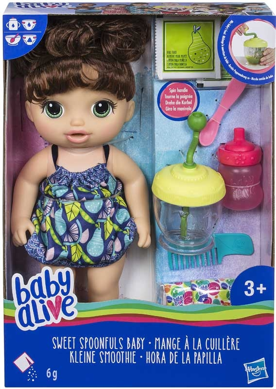Baby Alive Sweet Spoonfuls Baby Br Wholesale