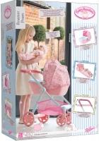 Wholesalers of Baby Annabell Roamer Pram toys image
