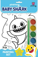 Wholesalers of Baby Shark Painting Set toys image