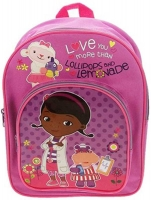 Wholesalers of Backpack - Doc Mcstuffins Boo Boo toys image