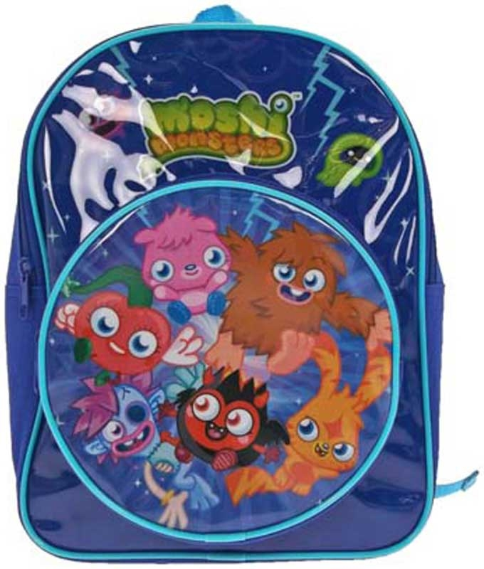 Wholesalers of Backpack - Moshi Monsters With Pocket toys