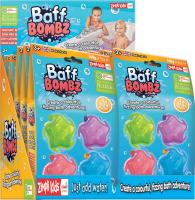 Wholesalers of Baff Bombz 4 Pack Star - 140g toys image