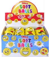 Wholesalers of Ball Face Soft 6cm toys image 3