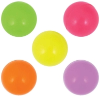 Wholesalers of Ball Jet 3.3cm Glow In The Dark toys image
