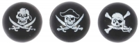 Wholesalers of Ball Jet 3.3cm Pirate toys image