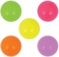 Wholesalers of Ball Jet 3cm Glow In The Dark 5 Asst toys image