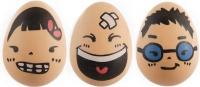 Wholesalers of Ball Jet 5.4cm Egg With Faces toys image