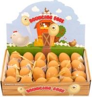 Wholesalers of Ball Jet 5.4cm Egg Shape Brown toys image 2