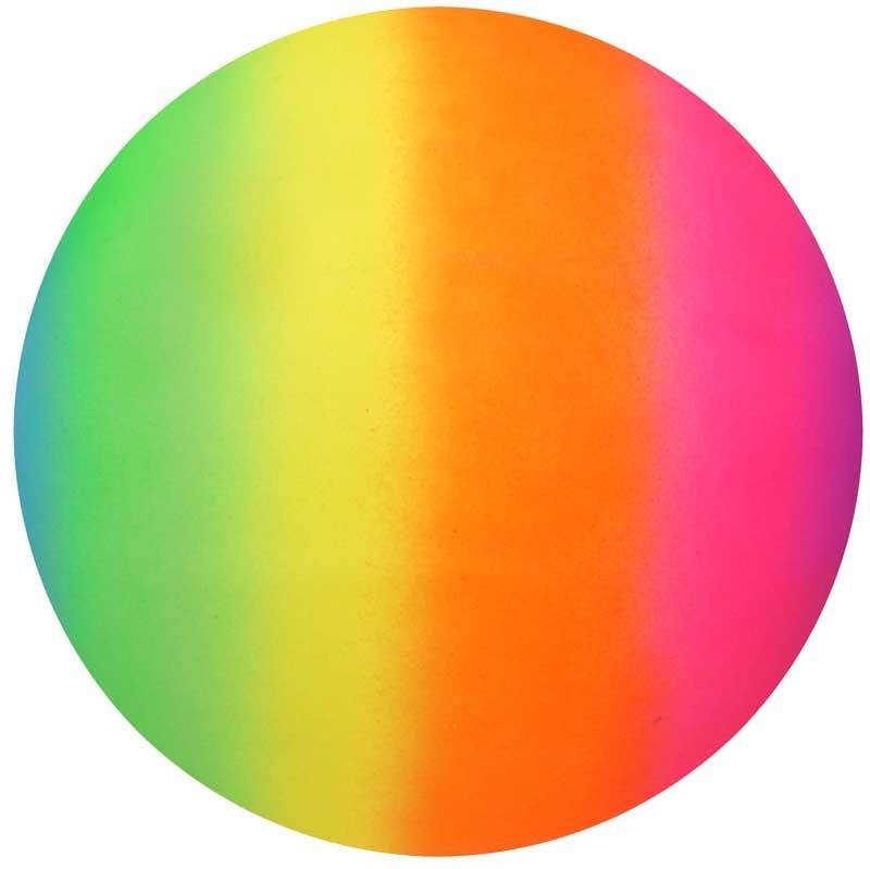 Wholesalers of Ball Rainbow Pvc 20cm 80gm toys