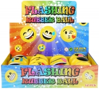 Wholesalers of Ball Smile Face With Light 5cm 12 Asst toys Tmb