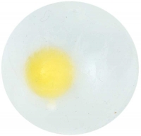 Wholesalers of Ball Splat Egg With  One Yolk 7cm toys image