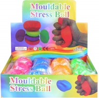 Wholesalers of Ball Stress Stretchy 7cm toys image 2