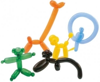 Wholesalers of Balloon 10 Modelling And Pump toys image