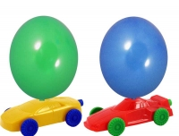 Wholesalers of Balloon Car 2 Balloons toys image
