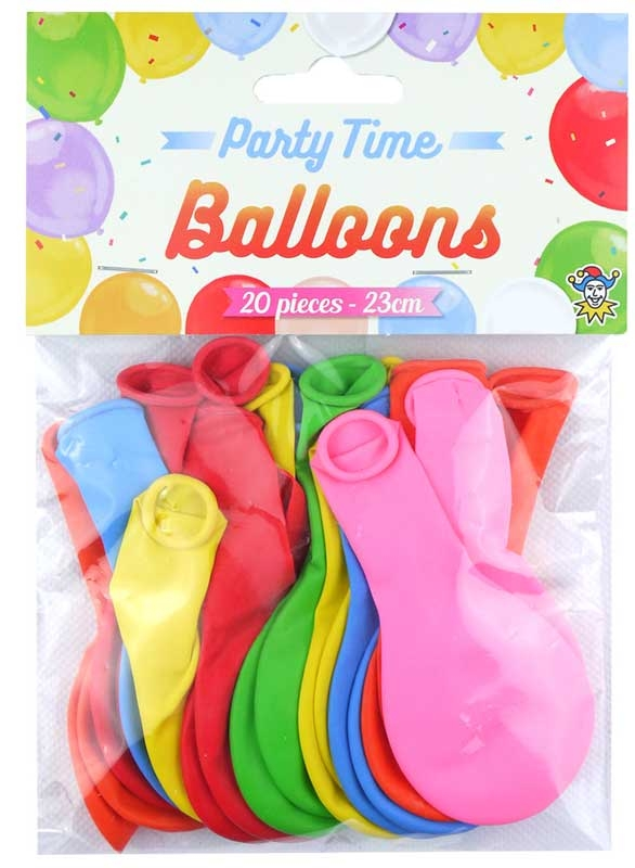 Wholesalers of Balloons 23cm toys