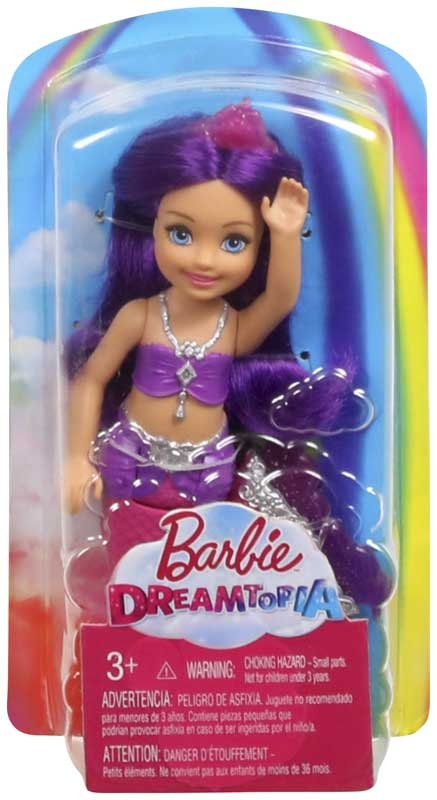 Wholesalers of Barbie  Chelsea Mermaid Asst toys