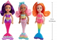 Wholesalers of Barbie  Chelsea Mermaid Asst toys image 3