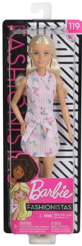 Wholesalers of Barbie  Fashionstas Doll 12 - Original toys