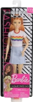 Wholesalers of Barbie  Fashionstas Doll 15 - Original toys image