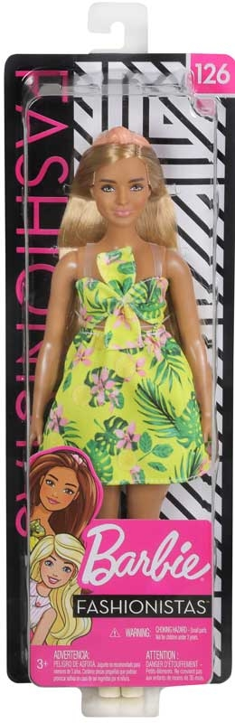 Wholesalers of Barbie  Fashionstas Doll 19 - Curvy toys