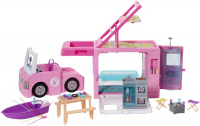 Wholesalers of Barbie 3 In 1 Dreamcamper toys image 2