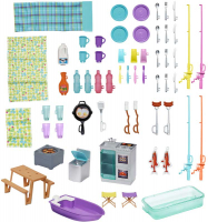Wholesalers of Barbie 3 In 1 Dreamcamper toys image 3