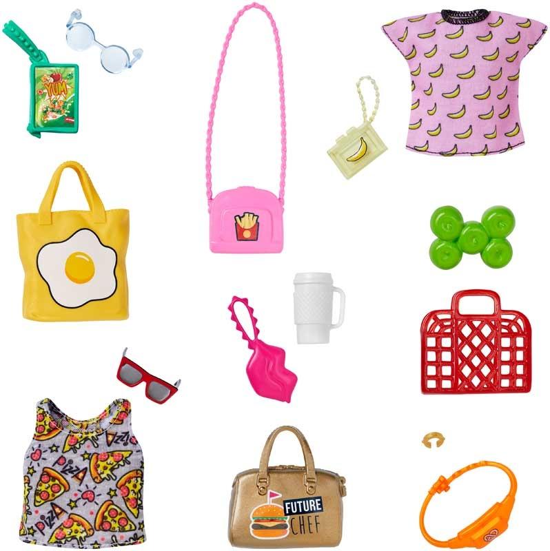 Barbie 4 Facing Fashion Blind Bag Wholesale
